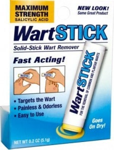 Wart Stick